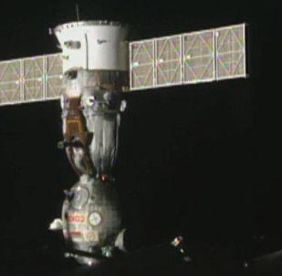 Расcтыковка от МКС и приземление последнего корабля серии Союз ТМА-20М