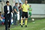 Главный тренер молодежной сборной Грузии Гия Гегучадзе