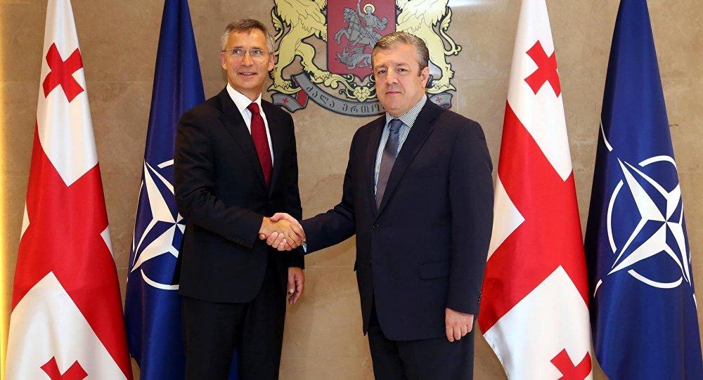 Премьер: сотрудничество Грузии с НАТО развивается динамично