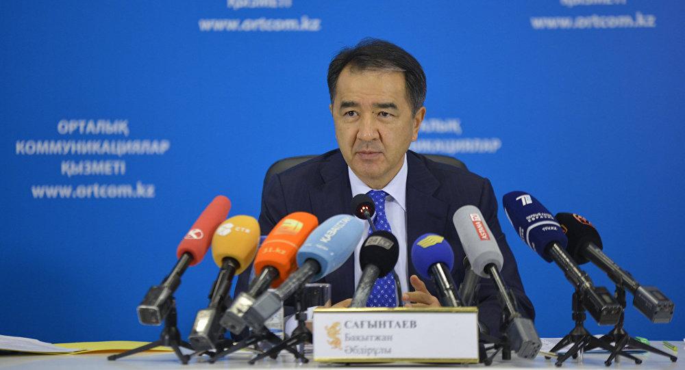 Руководство Казахстана готовится сократить премьера Масимова