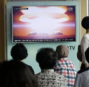 ბირთვული გამოცდა კორეაში