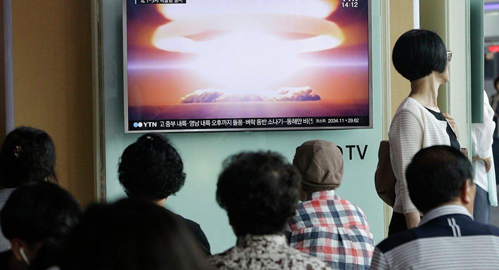 Впредставительстве международной организации ООН сравнили ядерные тестирования КНДР ивойну вСирии