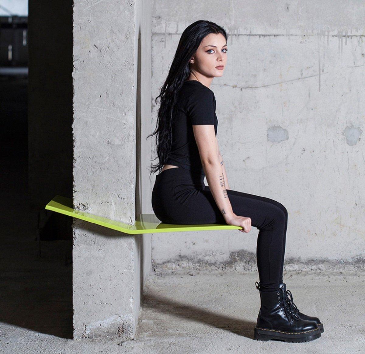 Дизайнерский стул из Грузии попал в престижный нью-йоркский журнал