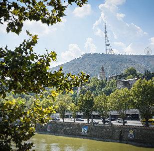 Тбилисцы собираются идти на выборы в октябре