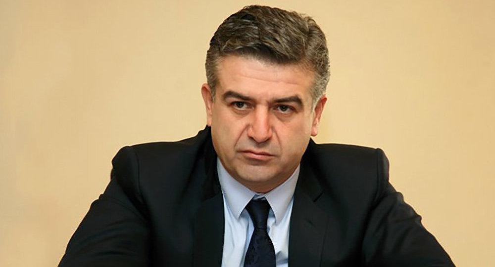 Президент Армении назначил премьером экс-мэра Еревана