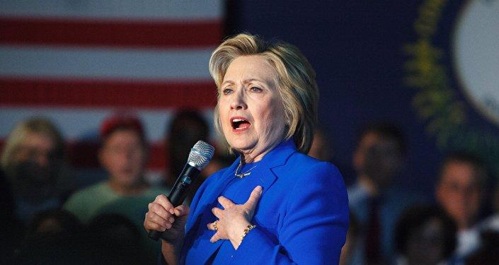Предвыборное ралли кандидата в президенты США Хиллари Клинтон в штате Кентукки