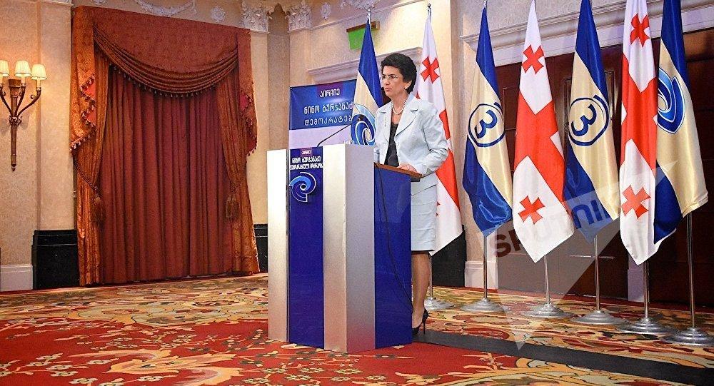 ЦИК Грузии назначил 2-ой тур парламентских выборов на30октября