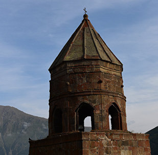 Гергетская церковь Святой Троицы