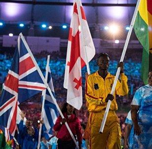 Церемония закрытия Паралимпийских игр в Рио-де-Жанейро