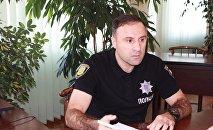 Георгий Лорткипанидзе