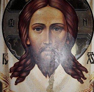 ტკბილი იესოს სასწაულმოქმედი ხატი