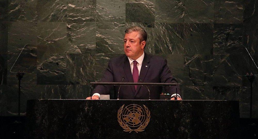Премьер Грузии сказал, какие отношения сМосквой нужны Тбилиси