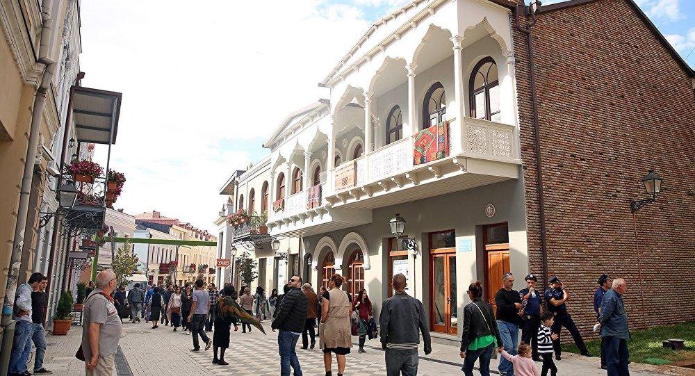 Тбилисский патруль свидеокамерами начнет штрафовать засобачьи фекалии
