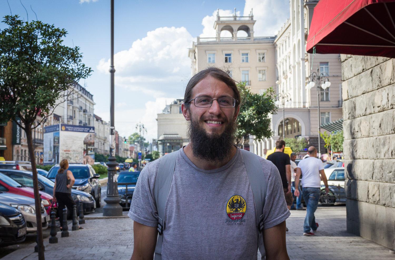 კრისტოფერ მანინგი: თბილისში ჩემს სტიქიაში ვგრძნობ თავს
