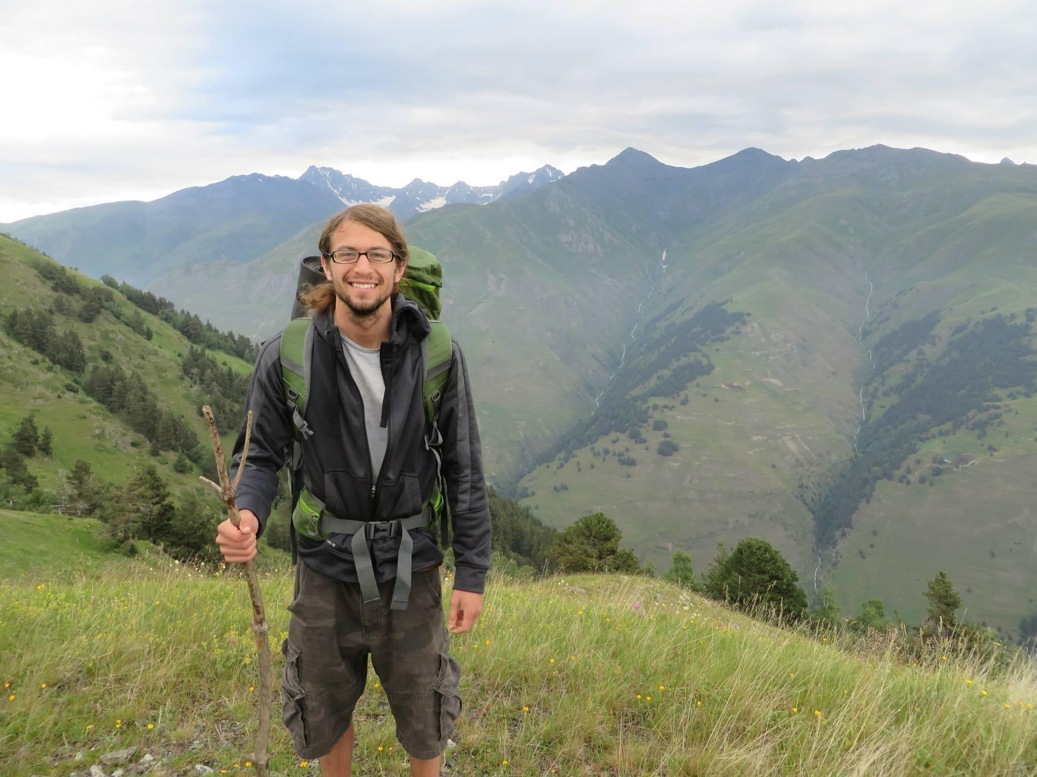 კრისტოფერ მანინგის საქართველო — გამორჩეულად საყვარელი მთები