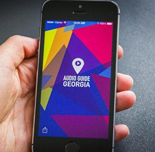 Мобильное приложение Audio Guide Georgia