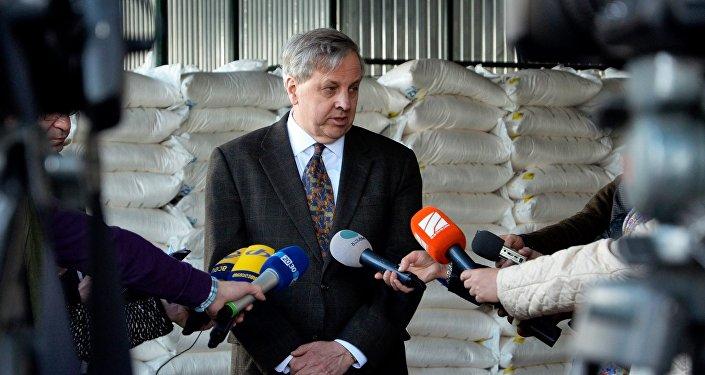 НАТО осуждает закрытие пропускных пунктов наИнгури итребует обеспечить свободу перемещения
