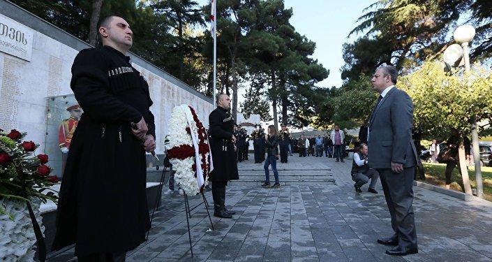 Грузинские националисты устроили погром на«проспекте турецких кафе»