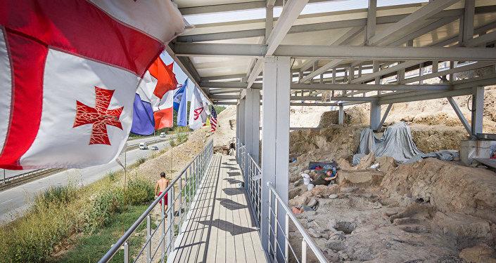 На горе Граклиани в Игоети строится археологический музей