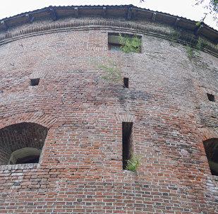 Лянкяранская крепость в Азербайджане