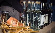 Презентация вин в Тбилиси