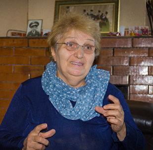 Анна Куршавишвили