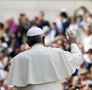 LIVE: Прибытие Папы Римского Франциска в Грузию