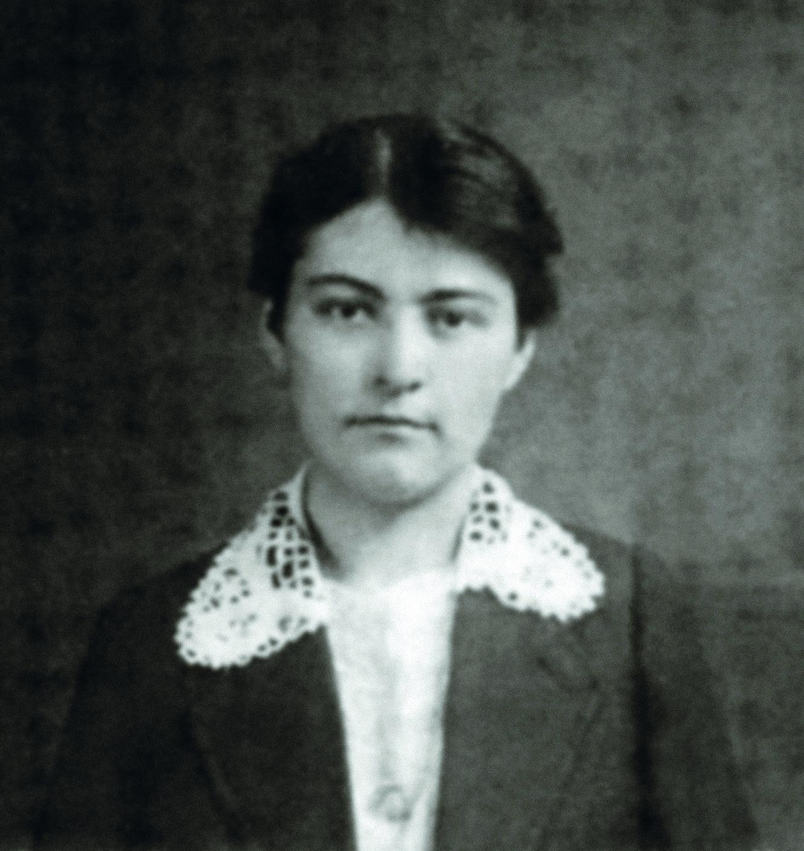 Сестра Саломе Мариам Андроникашвили