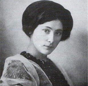 Портрет Саломе Андроникашвили