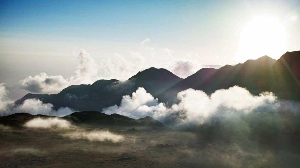 В горах Грузии, Лагодехи, фото Томаса Вахе