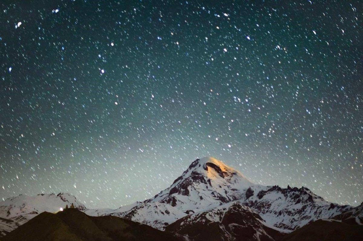Гора Мкинвари, фото Томаса Вахе