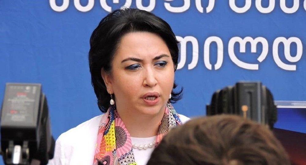 Милиция изъяла оружие поделу овзрыве машины депутата вТбилиси