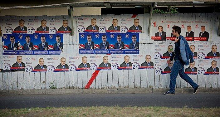 Лидер «Свободных демократов» Ираклий Аласания принял решение уйти изполитики