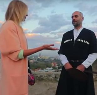 Леся Никитюк рассказала, как знакомиться и вести себя с грузинскими мужчинами