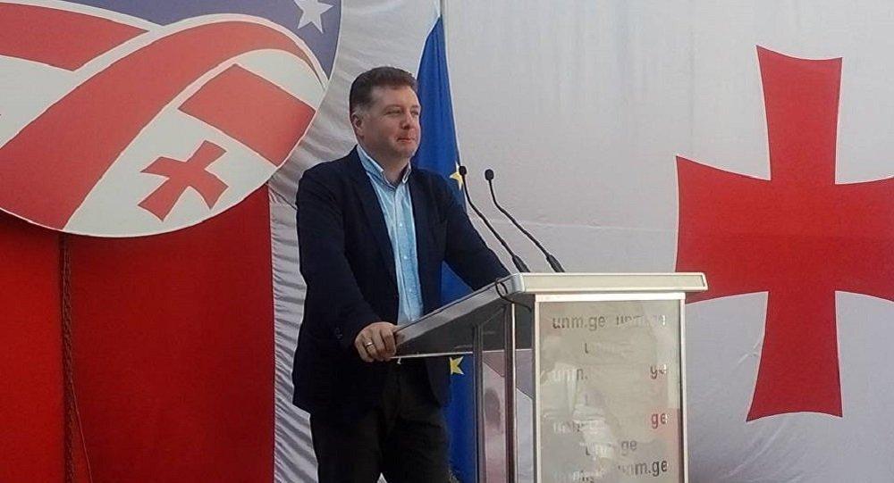 Навыборах вГрузии избили наблюдателей отпартии Саакашвили