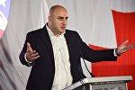 Депутат парламента Грузии Ника Мелия
