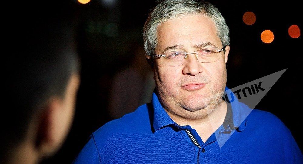ВГрузии задержали подозреваемого впокушении наТаргамадзе