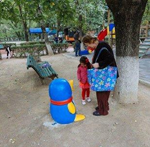 Детские декоративные урны
