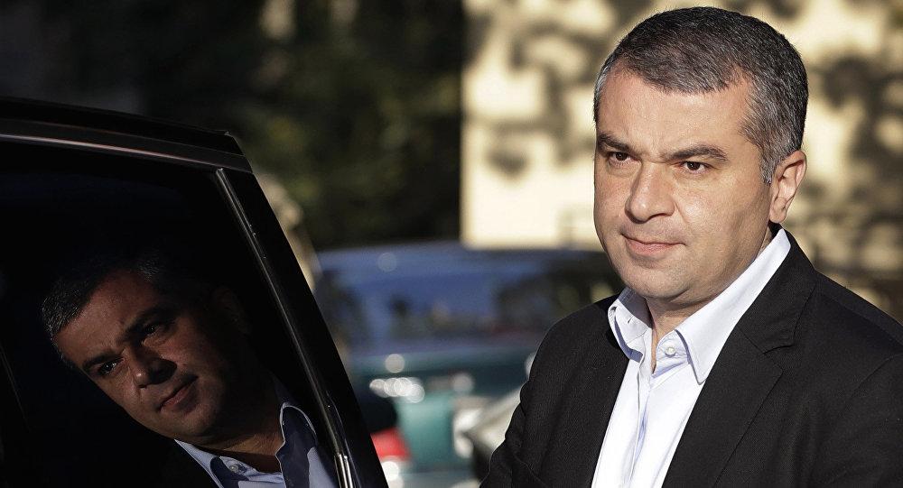 Решение овхождении впарламент политсовет ЕНД принял абсолютным большинством голосов— Капанадзе