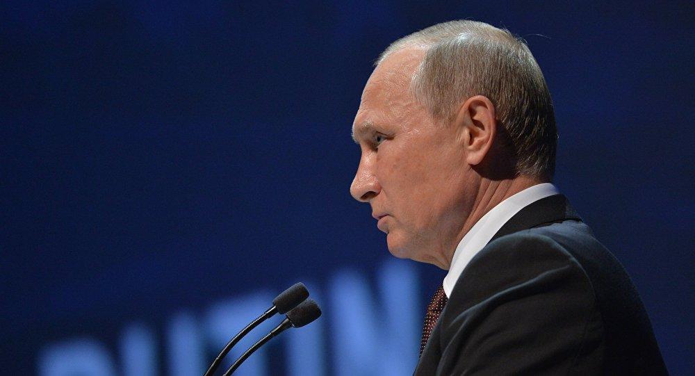 Владимир Путин пообещал, что Российская Федерация присоединится крешению озаморозке добычи нефти