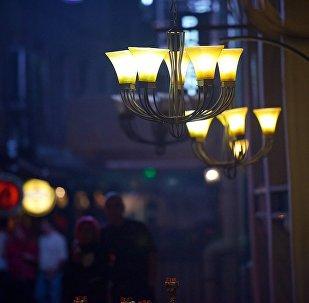 Улица Шардена в Тбилиси