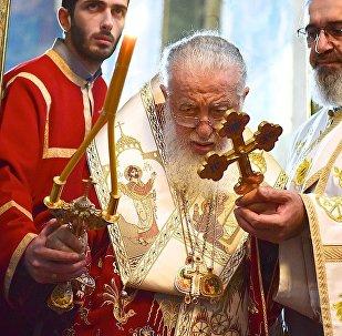საქართველოს კათოლიკოს-პატრიარქი