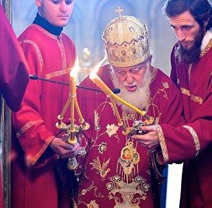 საქართველოს კათოლიკოს–პატრიარქი ილია მეორე