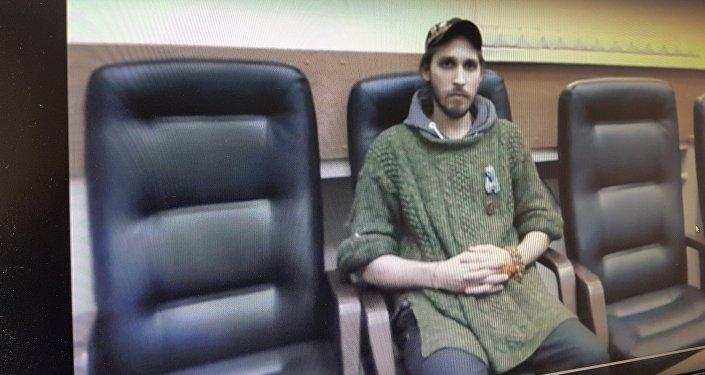 Российский путешественник Константин Журавлев вернулся на родину спустя три года плена в Сирии