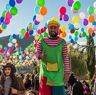 Тбилисоба - радостные краски праздника
