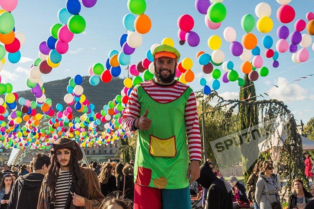 Ну какой праздник - без воздушных шаров
