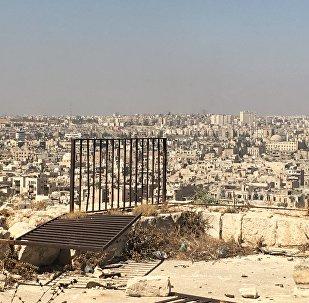 Восточные кварталы Алеппо