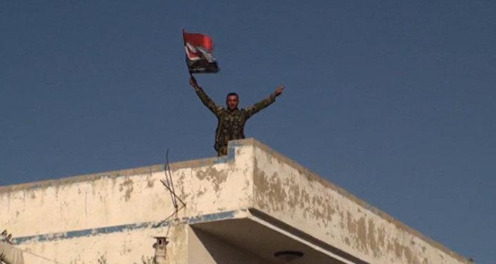 Сирийская армия отбила у Джебхат ан-Нусры город Маардис