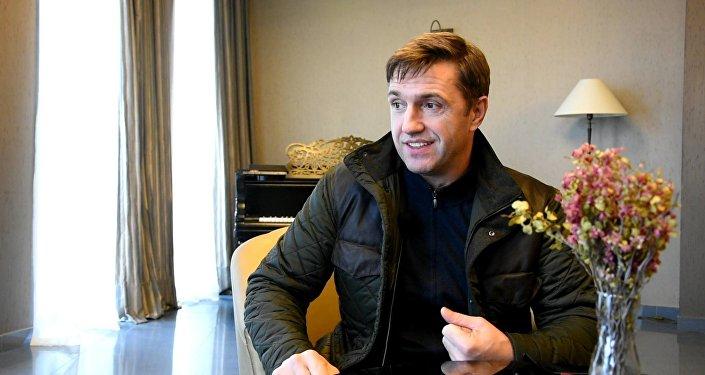 Владимир Вдовиченков: Грузия очень дружелюбная страна