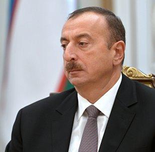 ილჰამ ალიევი - აზერბაიჯანის პრეზიდენტი